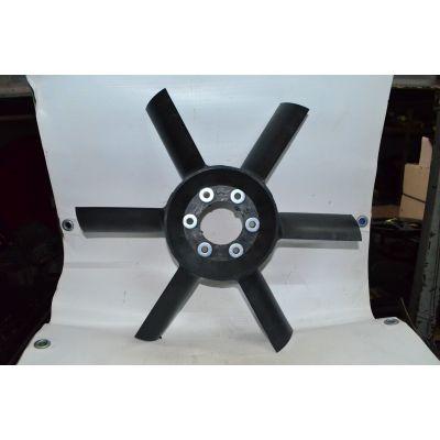 Вентилятор (пластмасса) 6-лоп. | МТЗ 245-1308010-А