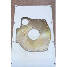 Лист задний ПД (плита) | МТЗ 50Л-1502313