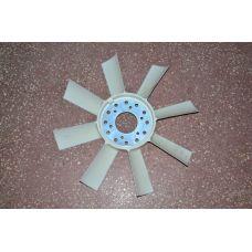 Вентилятор (пластмасса) 8-лоп. | Білорусь | МТЗ ИЖКС 632558.006