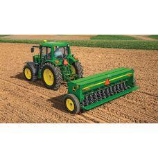 Обслуживание зерновых сеялок в сельскохозяйственной промышленнос
