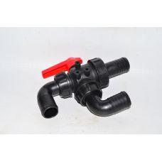 Клапан шариковый 3-ех ходовый ф32 AP25ZK1 (32)